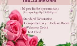 Lovely Wedding Package